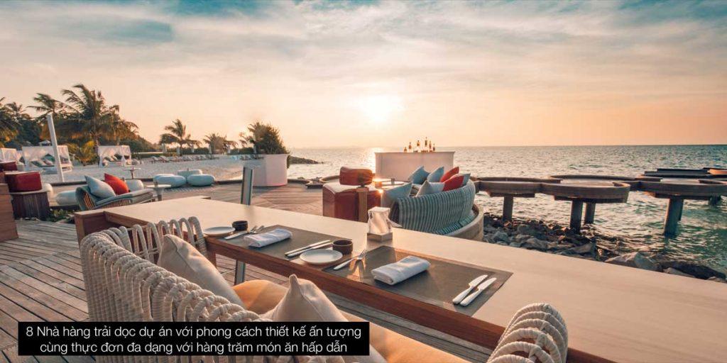 Chuỗi 8 nhà hàng với phong cách thiết kế ấn tượng