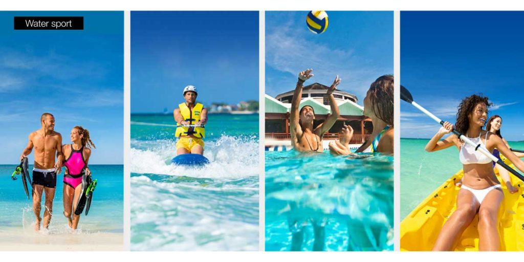 Năng động cả ngày dài cùng các hoạt động thể thao biển