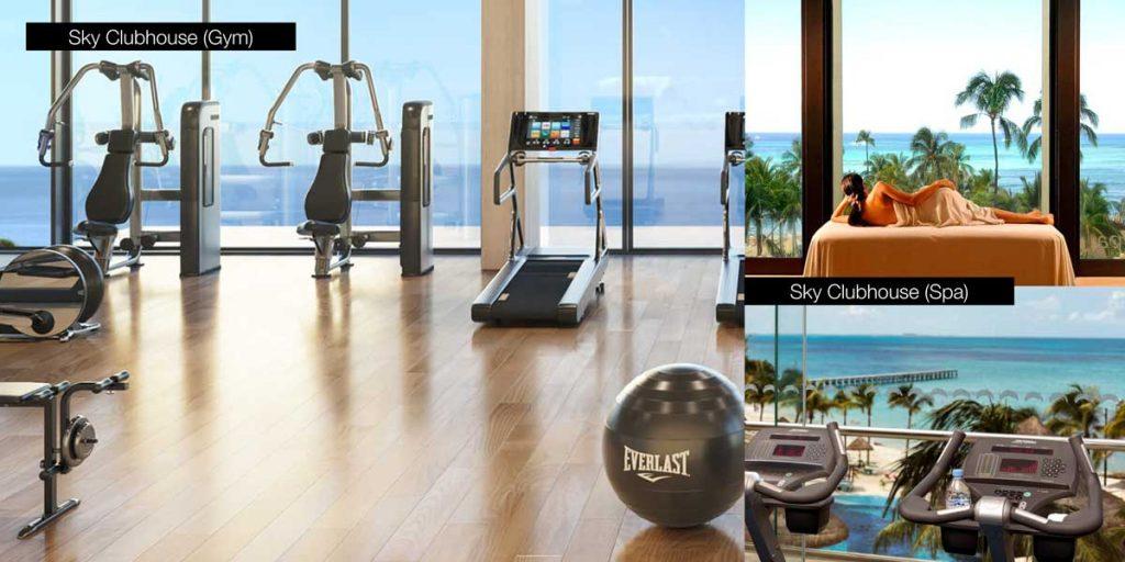 Thư giản & nâng cao sức khỏe cùng Gym & Spa