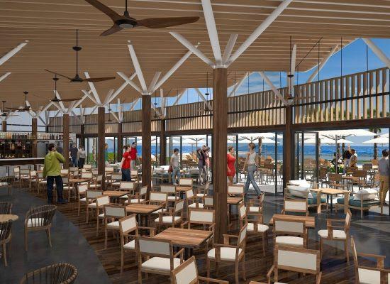 The Shell beachclub