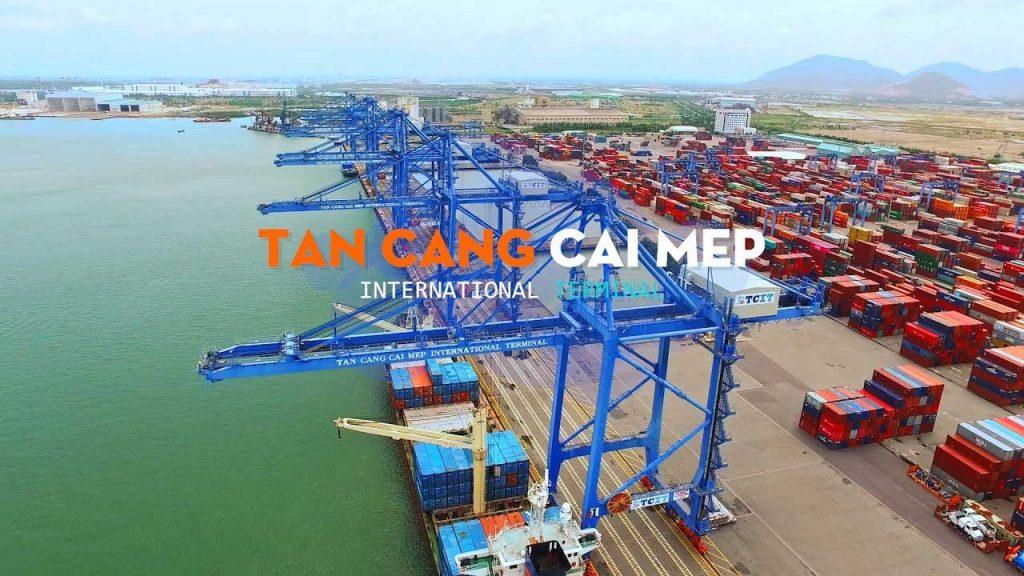 Thông tin cụm cảng sâu Thị Vải - Cái Mép, tỉnh Bà Rịa - Vũng Tàu