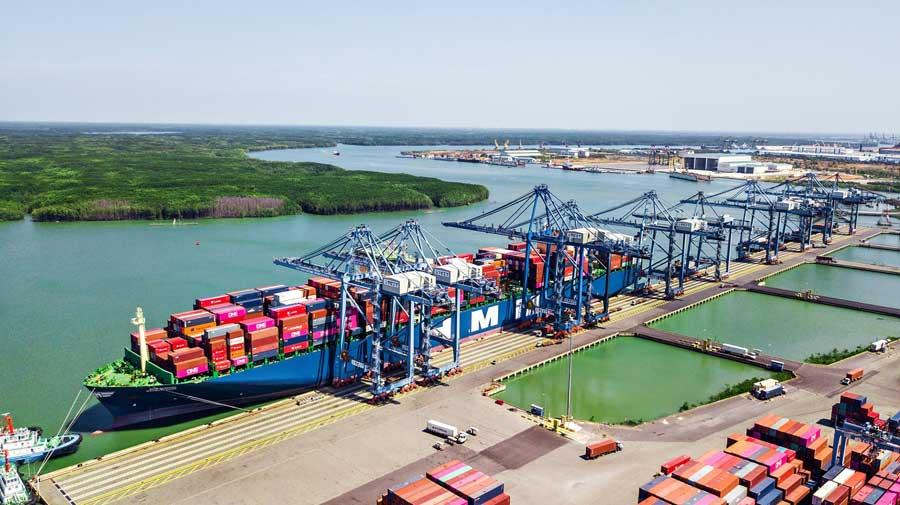 Việc hình thành trung tâm trung chuyển quốc tế tại cảng Cái Mép là tiềm năng phát triển đáng lưu tâm