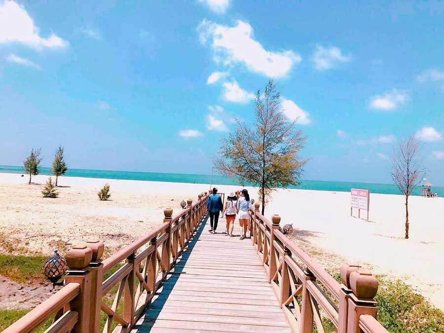 Hồ Tràm - điểm đến du lịch không thể bỏ qua tại Vũng Tàu