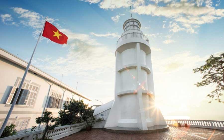 Ngọn Hải Đăng nổi tiếng tại Vũng Tàu