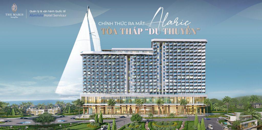 Alaric Tower The Maris Vũng Tàu