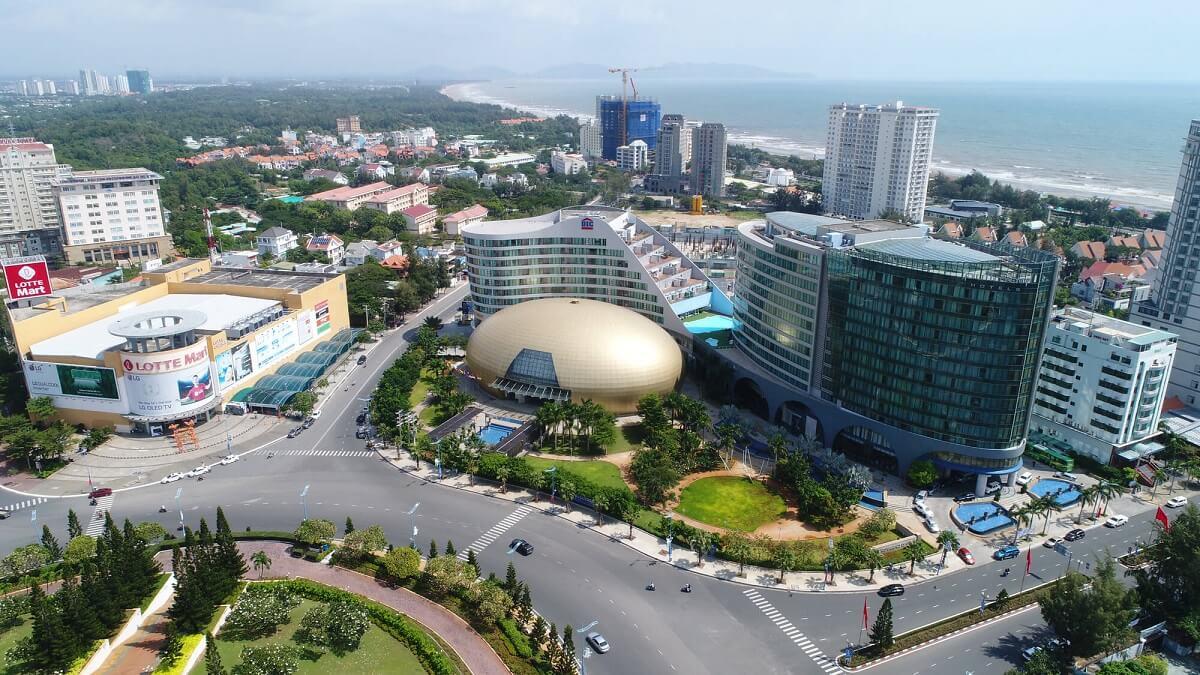 Bất động sản Bà Rịa - Vũng Tàu đón đầu các dự án hạ tầng lớn
